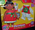 dora explorer christmas dress doll gift