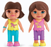 fisher-price dora explorer playtime together play