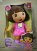 happy hugs dora fisher-price explorer doll