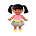 fisher-price stylish scents dora looking sweet