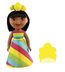 fisher spin sparkle yellow crystal dora