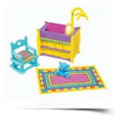 Dora Deluxe Dollhouse Furniture