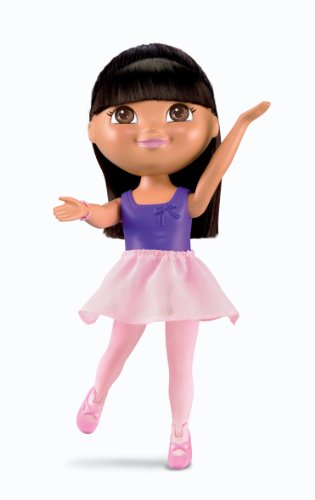 With dora the explorer ballet