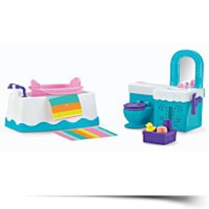 Dora The Explorer Playtime Together Bathroom
