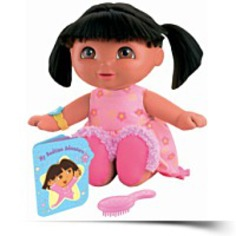 Dora The Explorer Sleepy Dreams Dora