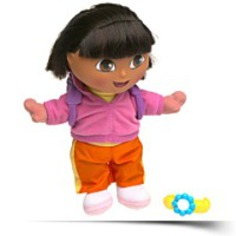 Dora The Explorer Talking Dora Surprise