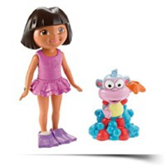 Dora The Explorer Tub Adventure Dora