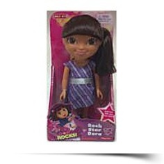 On SaleExclusive Dora Rocks Rock Star Dora Doll