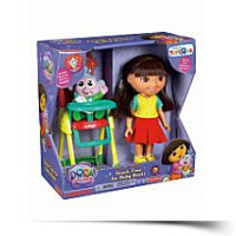 Fisherprice Dora The Explorer Snack
