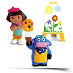 Fisherprice Dora The Explorerpainter