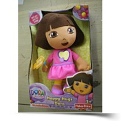 Happy Hugs Dora