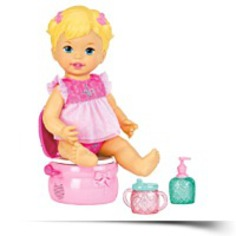 On SaleLittle Mommy Princess And The Potty Doll