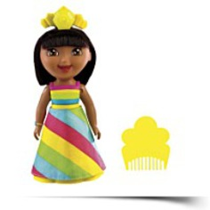 Spin And Sparkle Yellow Crystal Dora