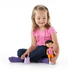 fisher-price dora explorer ways doll measures
