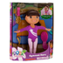 fisher-price dora explorer gymnast doll wearing