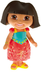 dora explorer coral doll figure dressed