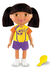 fisher-price dora explorer everyday adventure doll