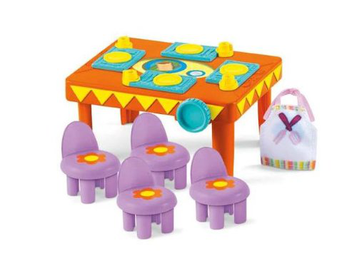 Dora The Explorer Dollhouse Kitchen Furniture