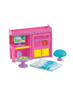 Dora The Explorer Dollhouse Bedroom