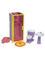 Doras Bathroom Furniture Pack